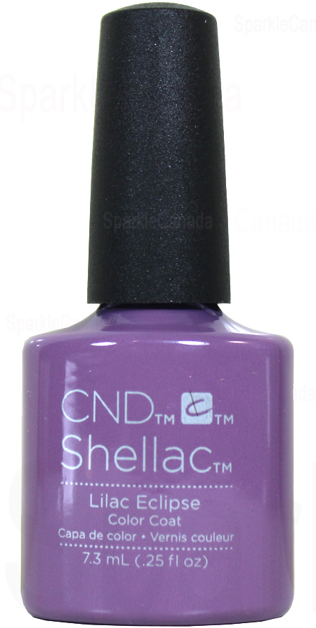 Cnd Shellac Lilac Eclipse By Cnd Shellac 12 2845