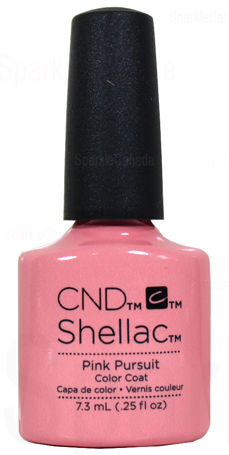 Cnd Shellac Pink Pursuit By Cnd Shellac 12 2074