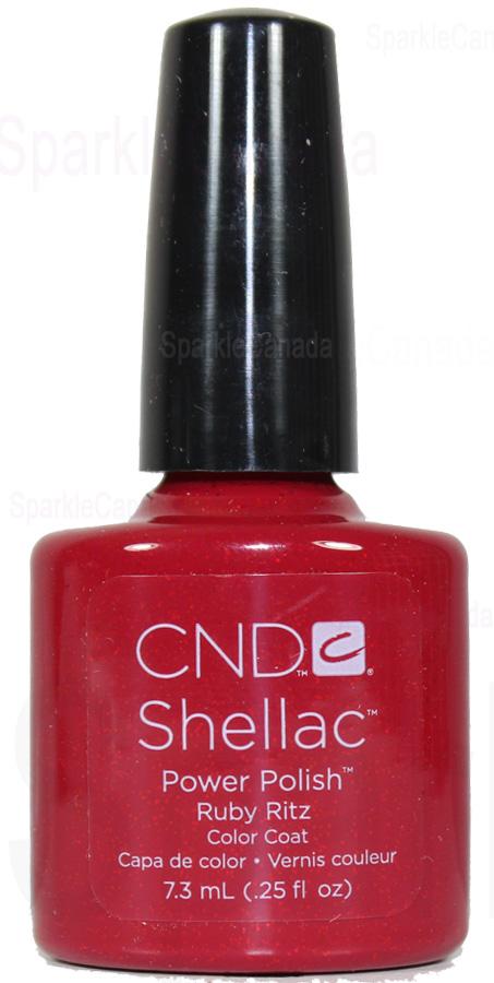 cnd shellac  ruby ritz by cnd shellac  12-1555