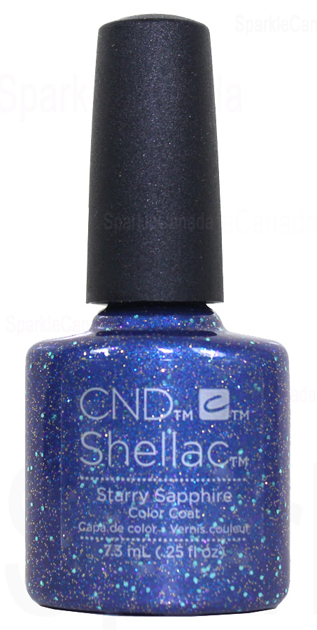 Cnd Shellac Starry Sapphire By Cnd Shellac 12 2613