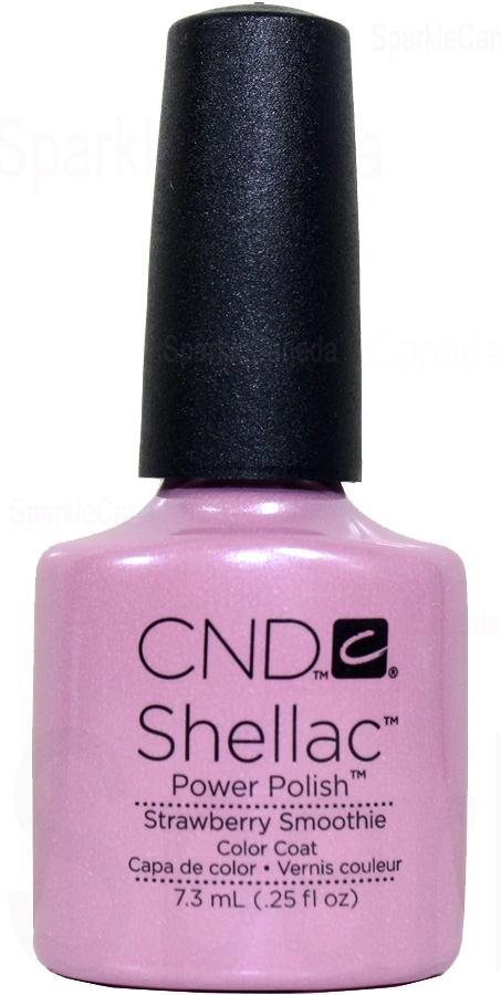cnd shellac strawberry smoothie by cnd shellac 122020