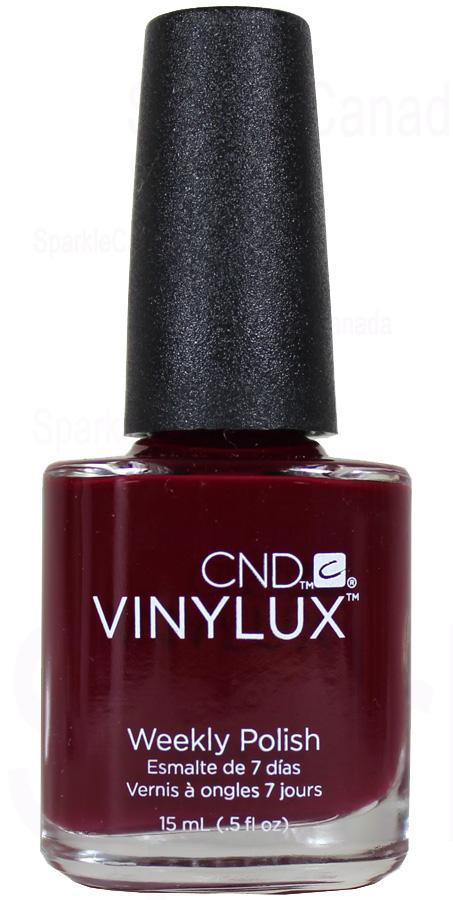 Cnd Vinylux Rouge Rite By Cnd Vinylux 197 Sparkle