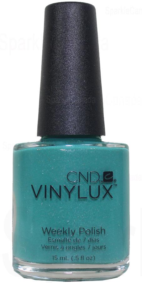 Cnd Vinylux Art Basil By Cnd Vinylux 210 Sparkle
