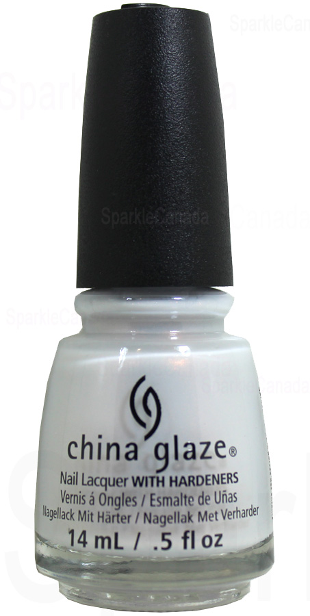China Glaze Snow Way By China Glaze 1483 Sparkle