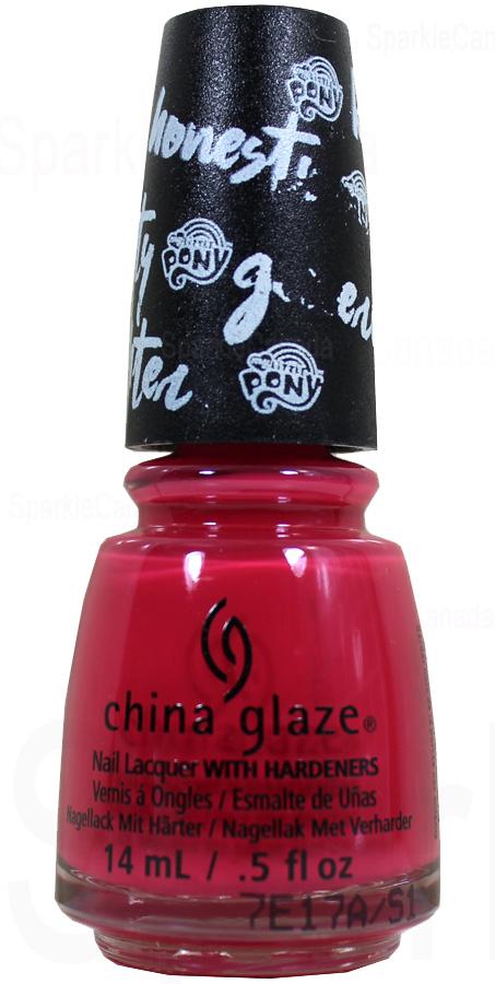 China Glaze Applejack Of My Eye By China Glaze 1534 Sparkle Canada One Nail Polish Place