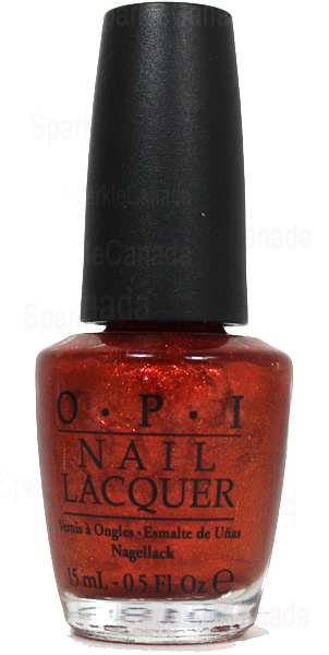 Opi Take The Stage By Opi Hlb10 Sparkle Canada One Nail Polish Place