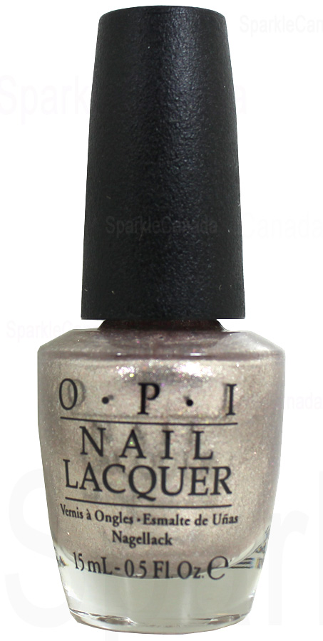 Opi Five And Ten By Opi Hrh05 Sparkle Canada One Nail Polish Place