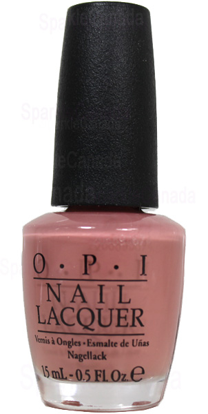 Opi Dulce De Leche By Opi Nla15 Sparkle Canada One Nail Polish Place