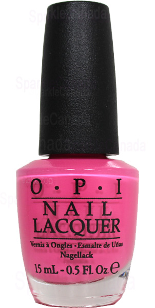 Opi Kiss Me I M Brazilian By Opi Nla68 Sparkle Canada