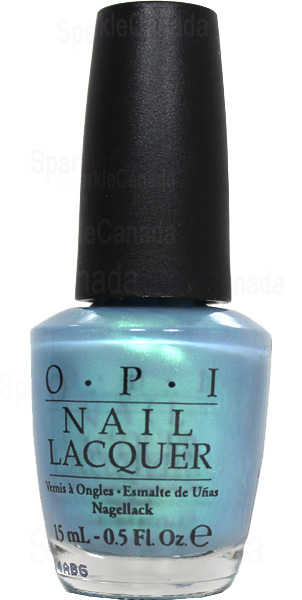 Opi Go On Green By Opi Nlb43 Sparkle Canada One