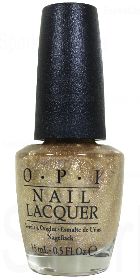 Opi A Mirror Escape By Opi Nlba6 Sparkle Canada One Nail Polish Place