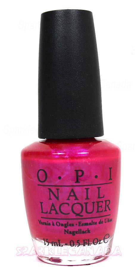 OPI, Pompeii Purple By OPI, NLC09