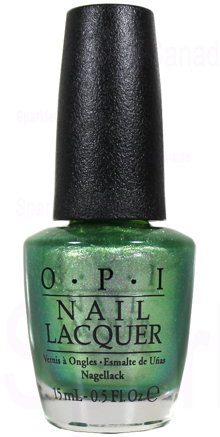 OPI, Visions Of Georgia Gree By OPI, NLC93 | Sparkle Canada - One ...