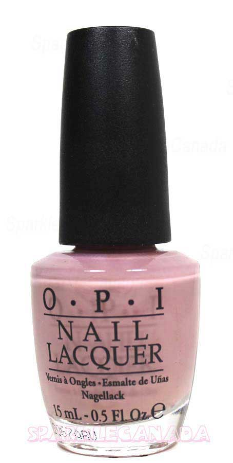 Opi Tickle My Francey By Opi Nlf16 Sparkle Canada