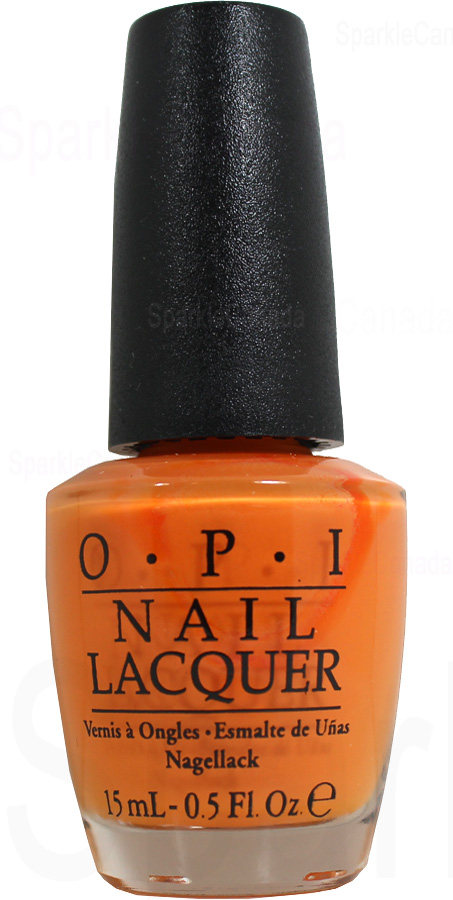 Opi No Tan Lines By Opi Nlf90 Sparkle Canada One Nail Polish Place