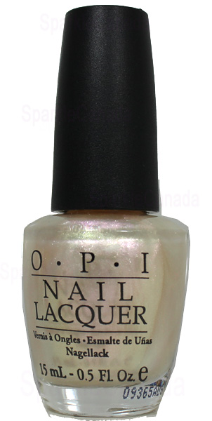 Opi Pearl Of Wisdom By Opi Nlh51 Sparkle Canada One Nail Polish Place