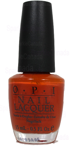 Opi Chop Sticking To My Story By Opi Nlh52 Sparkle Canada One Nail Polish Place