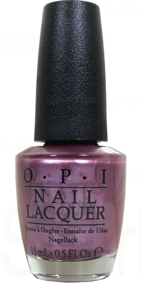 Opi Reykjavik Has All The Hot Spots By Opi Nli63 Sparkle Canada One Nail Polish Place