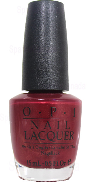 OPI, Berry Berry Broadway By OPI, NLN21 | Sparkle Canada ...