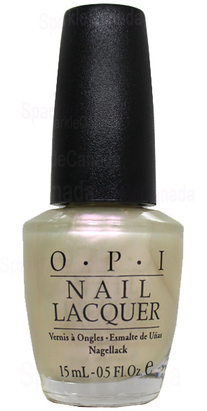Opi Cloud 9 By Opi Nls76 Sparkle Canada One Nail