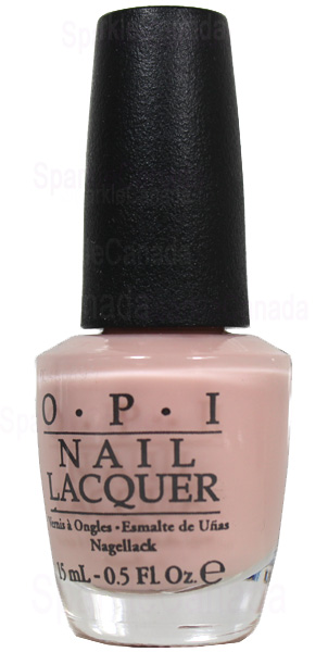 Opi Bubble Bath By Opi Nls86 Sparkle Canada One Nail