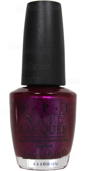Opi Congeniality Is My Middle Name By Opi Nlu01 Sparkle Canada One Nail Polish Place