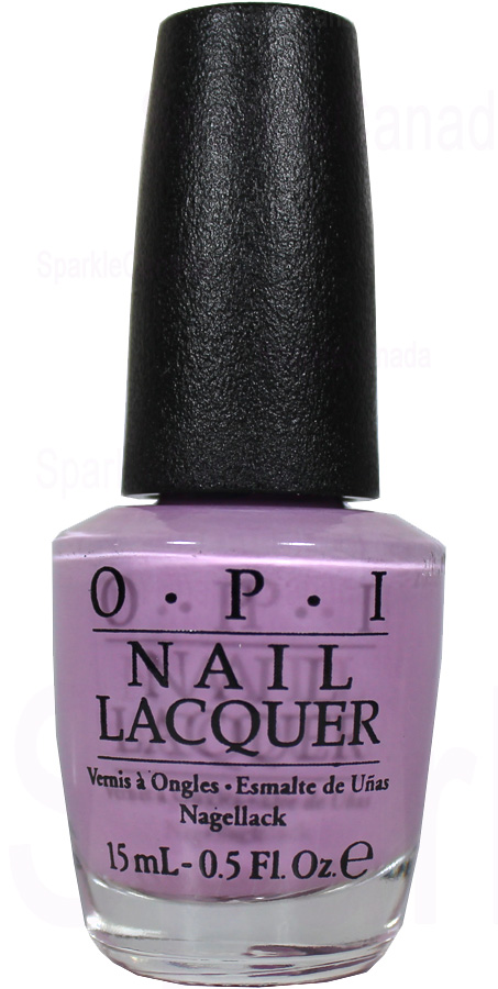 OPI, Purple Palazzo Pants By OPI, NLV34   Sparkle Canada - One ...