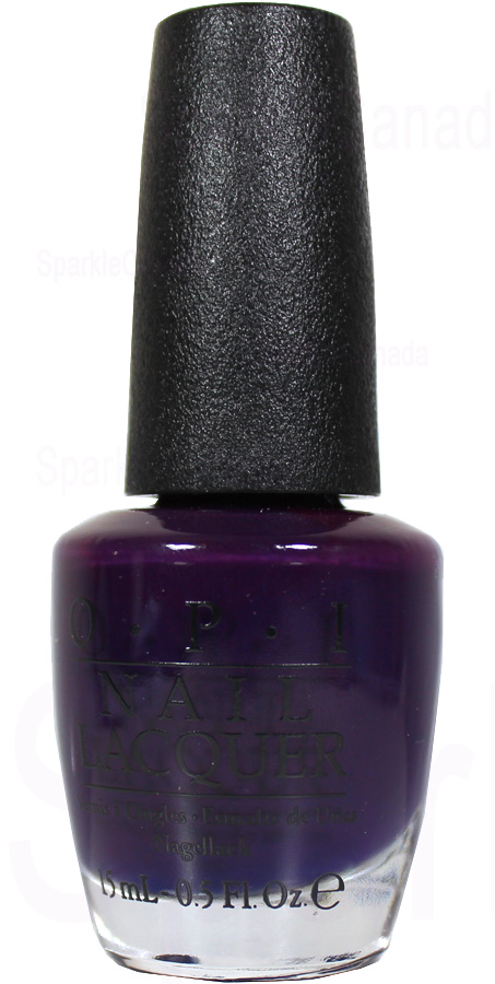 Opi O Suzi Mio By Opi Nlv35 Sparkle Canada One Nail Polish Place