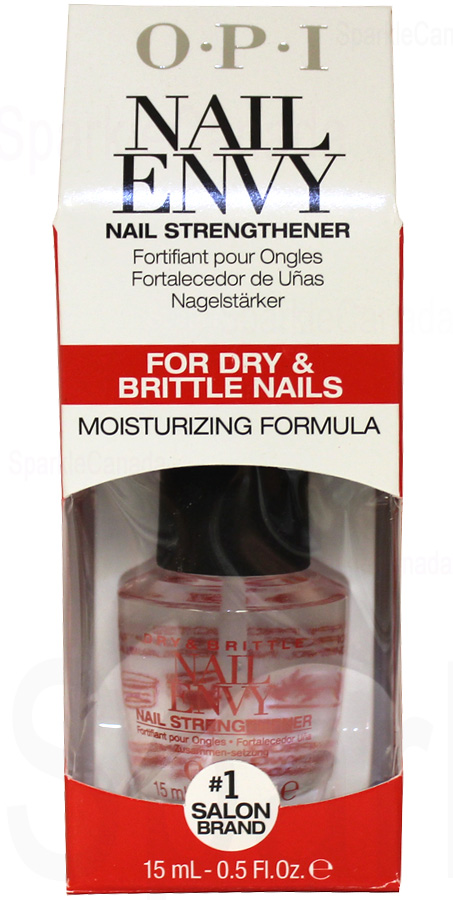 OPI Nail Envy, Nail Strengthener For Dry and Brittle Nails By OPI ...
