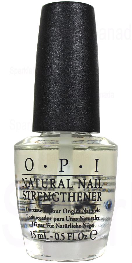 OPI, Natural Nail Strengthener Base Coat By OPI, NTT60 | Sparkle ...