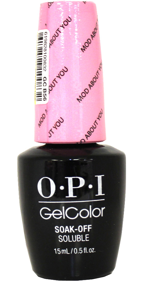 Opi Gel Color Mod About You By Opi Gel Color Gcb56