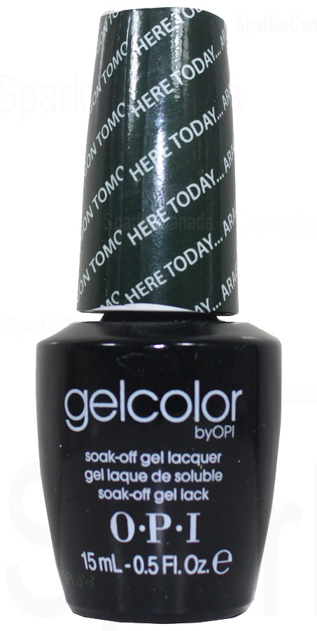 Opi Gel Color Here Today Aragon Tomorrow By Opi Gel Color
