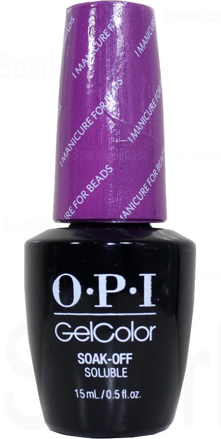 opi gel color i manicure for by opi gel color