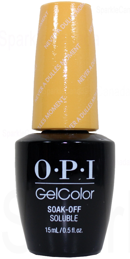Opi Gel Color Never A Dulles Moment By Opi Gel Color